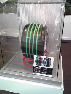 ブリヂストン特別タイヤ